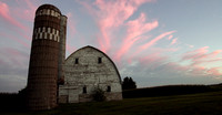 Rural Sunset in Centerville, WI